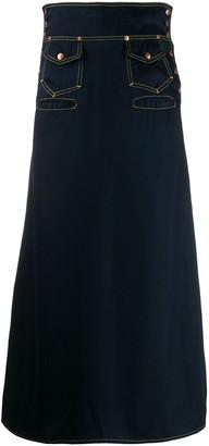 Jean Paul Gaultier Pre-Owned Long skirt