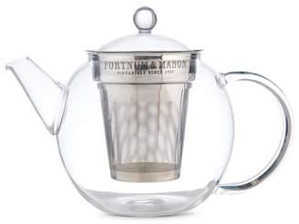 Fortnum & Mason Glass teapot