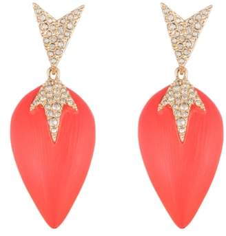 Alexis Bittar Lucite(R) Drop Post Earrings