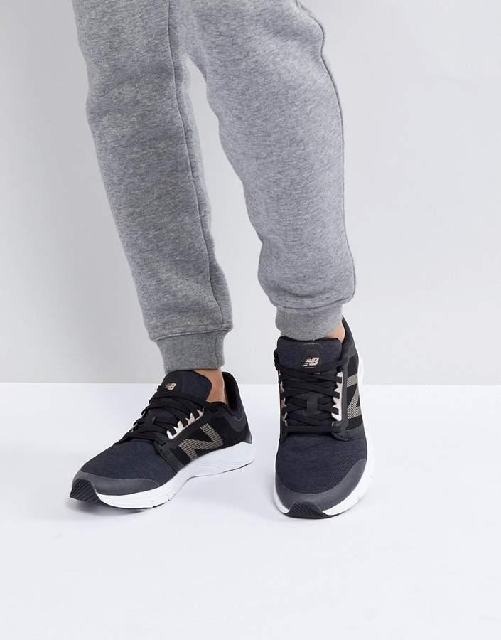 – 714 Performance – Schwarze Sneaker
