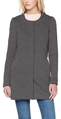 Only Women's Onlsidney Link Coat Cc OTW,8 (Size: X-Small)