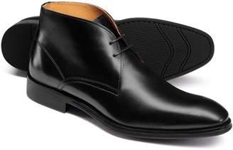 Charles Tyrwhitt Black Performance Chukka Boots Size 14