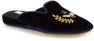 Patricia Green Beatrice Embroidered Slipper