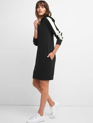 Gap Hoodie Dress in French Terry