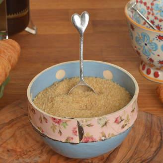 Glover and Smith Heart Teaspoon
