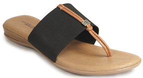 Andre Assous - Nice - Flat Slide $89 thestylecure.com