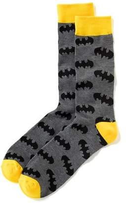 Old Navy DC Comics Batman Socks for Men
