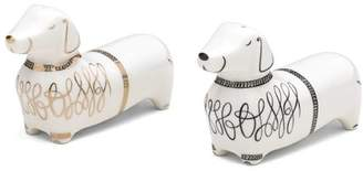 Kate Spade Jingle All the Way Salt and Pepper Set