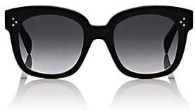 Celine Women's Oversized Square Sunglasses-Black