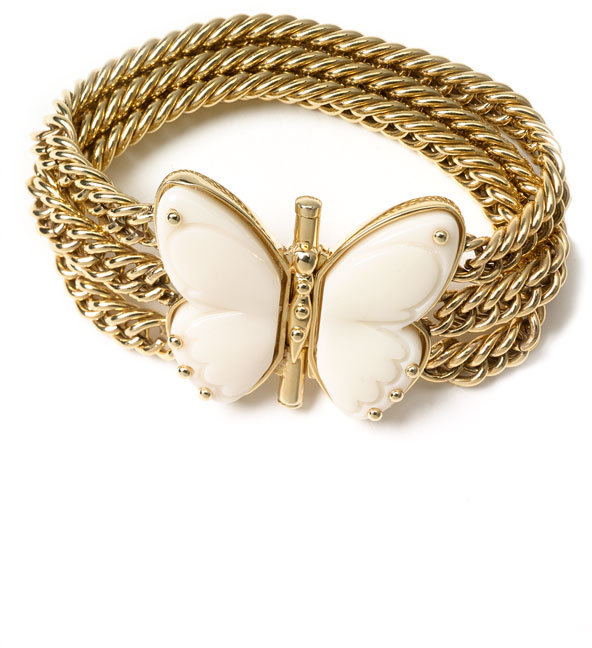 Juicy Couture 'Summer of Love' Butterfly Bracelet