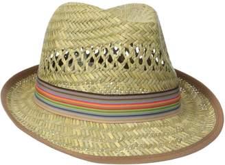 San Diego Hat Company Women's Fedora with Grossgrain Trim
