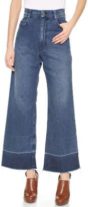 Rachel Comey Legion Jeans $345 thestylecure.com