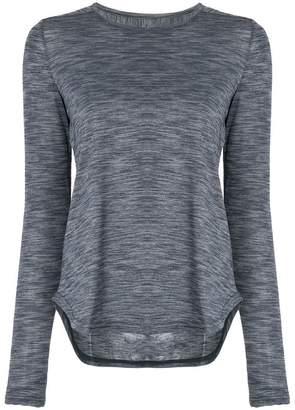 Nimble Activewear Warming Up long sleeve T-shirt