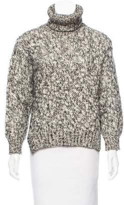 Yigal Azrouel Wool Long Sleeve Sweater