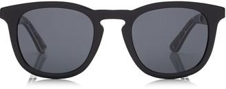 Jimmy Choo BEN Black Wayfare Sunglasses