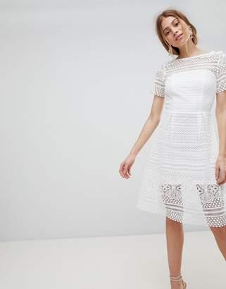 Paper Dolls A-Line Dress