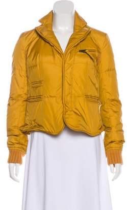 DSQUARED2 Crop Down Jacket