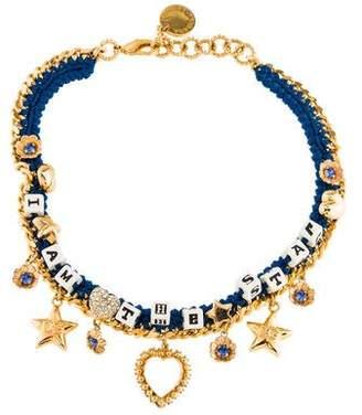 Dolce & Gabbana Woven Chain Choker