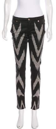 Sass & Bide Playman Low-Rise Skinny Pants