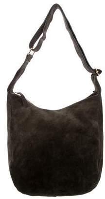 A.L.C. Suede Crossbody Bag