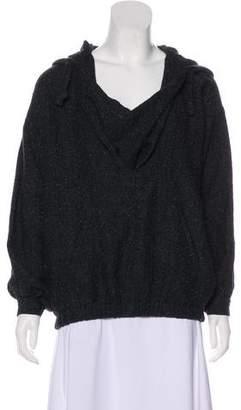 Etoile Isabel Marant Hooded Pullover Sweatshirt