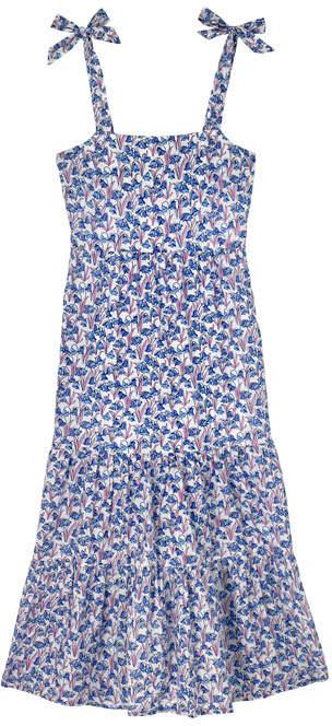 Bluebells Cotton Maxi Dress