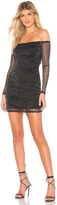 by the way. Mia Sparkle Mesh Dress