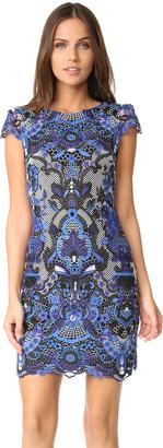 alice + olivia Nakia Dress $440 thestylecure.com