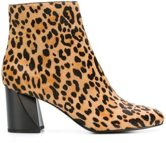 KENDALL + KYLIE Kendall+Kylie Hadlee leopard print ankle boots