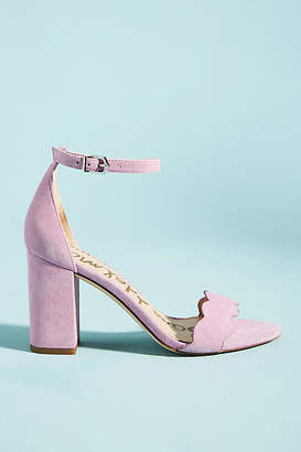 Sam Edelman Odila Scalloped Heels