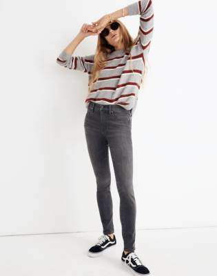 Tall 9 High-Rise Skinny Jeans in Coltra...