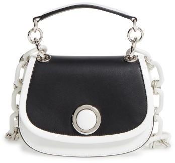 MICHAEL Michael KorsMichael Kors Small Goldie Leather Shoulder Bag - Black