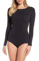 DKNY Opaque Bodysuit