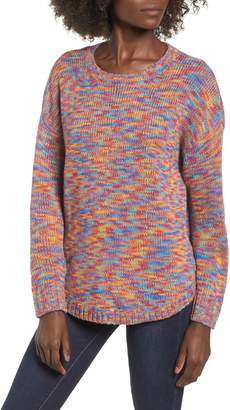 One Clothing Space Dye Sweater