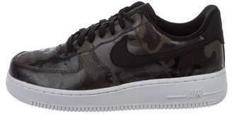 Nike Force 1 Camo Sneakers