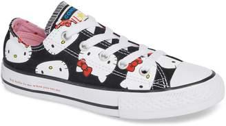 Converse Chuck Taylor(R) All Star(R) Hello Kitty(R) Sneaker