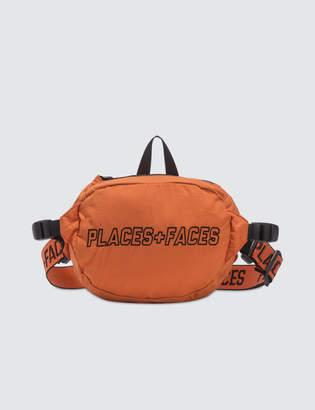 Places + Faces Pouch Bag