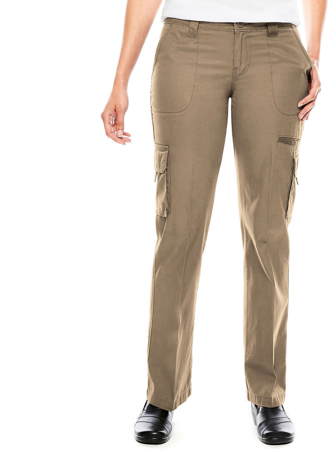 Model Home Gt Dickies Workwear Gt Dickies FP2372 Women39s Premium Cargo Pant