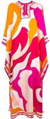 Emilio Pucci Pop Flower maxi dress
