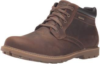 Rockport Men's Rugged Bucks Waterproof Ankle Boot
