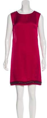 Philosophy di Alberta Ferretti Sleeveless Sheath Dress w/ Tags