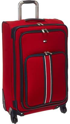 Tommy Hilfiger Signature Solid 24 Upright Suitcase Luggage