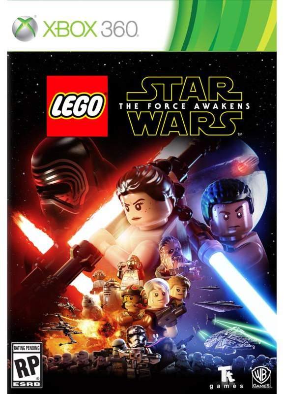 WARNER HOME VIDEO GAMES Lego Star Wars Force Awakens - Xbox 360