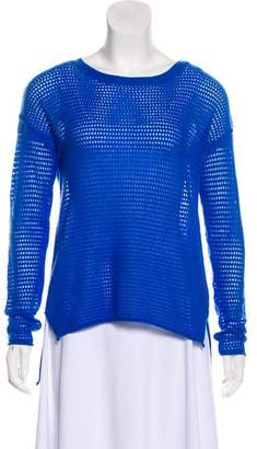 360 Cashmere Sheer Knit Cashmere Sweater