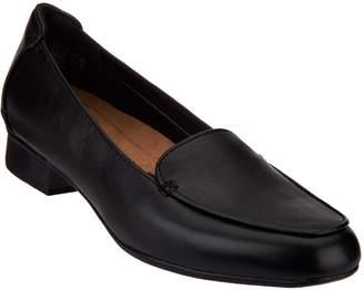 42e6a405369 Clarks Artisan Leather Slip-on Loafers - Keesha Luca