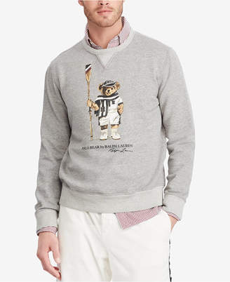 Polo Ralph Lauren Men's Polo Bear Fleece Sweatshirt