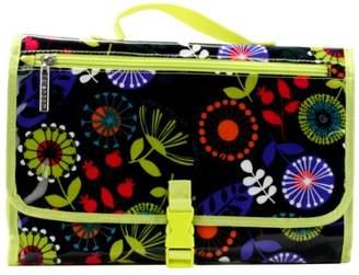 Kalencom Fashion Diaper Bag, Changing Bag, Nappy Bag, Mommy Bag (Quick Change Kit Dandelion Grape)