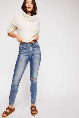 Lee High Rise Skinny Jeans