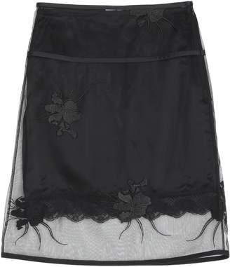 Helmut Lang Knee length skirts - Item 35392858WC