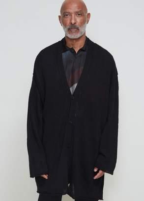 Yohji Yamamoto Needle Stitch Cardigan